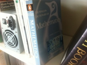 The Penguin Dictionary of Mathematics