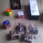Cambridge: the puzzle table