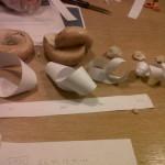 Möbius bagels at Cardiff Maths Jam