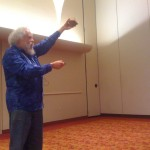 Also in the session on Convex Algebraic Geometry, Bruce Reznick with Ein Klein Platonic Solid
