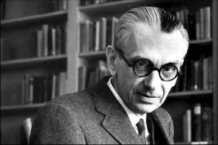 Kurt Gödel. I call his hair Lokai