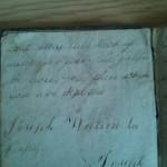 Joseph Watson's blood-curdling poem.