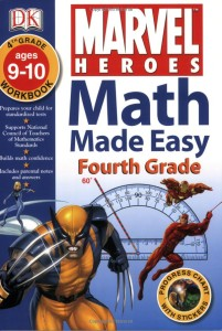 marvel heroes math made easy