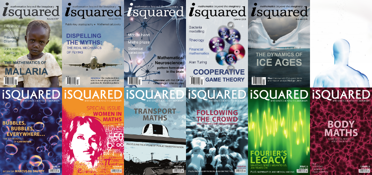 iSquared covers