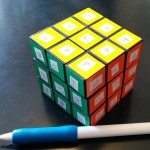 How to solve a Rubik's Cube in one easy step