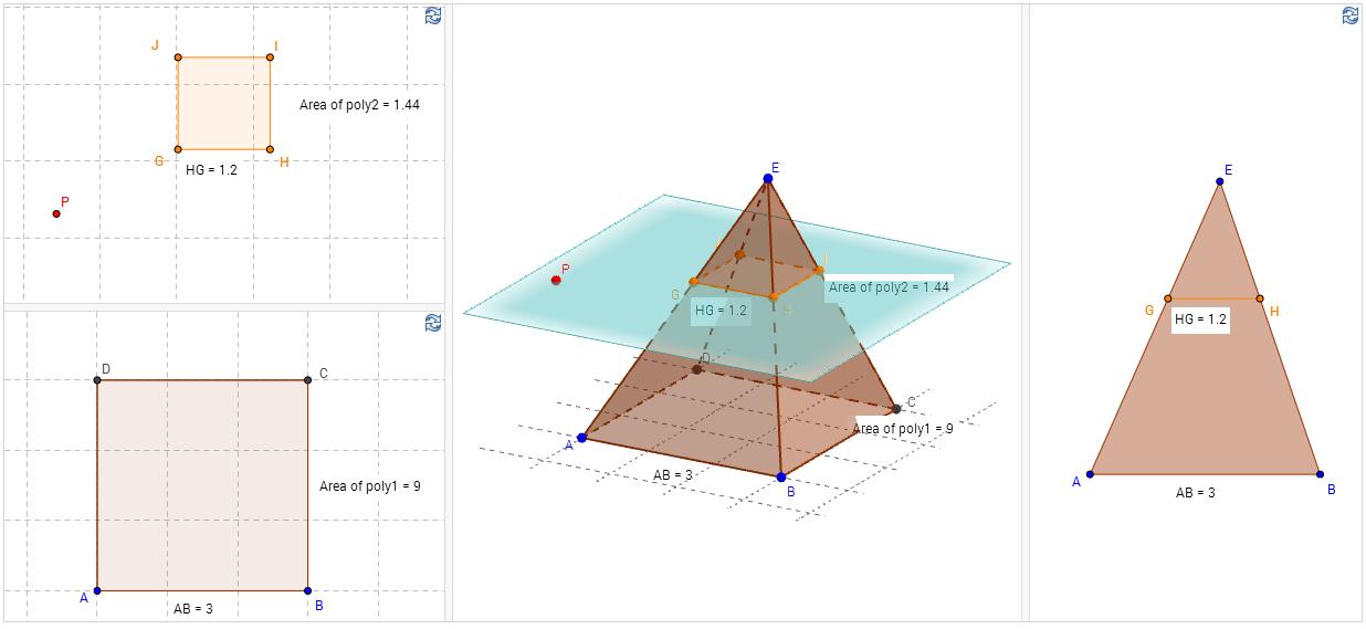 GeoGebra in 3D: ThreeoGebra! | The Aperiodical