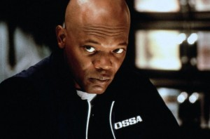 Harry Adams played by Samuel L Jackson