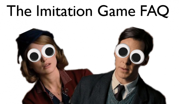 imitation game faq