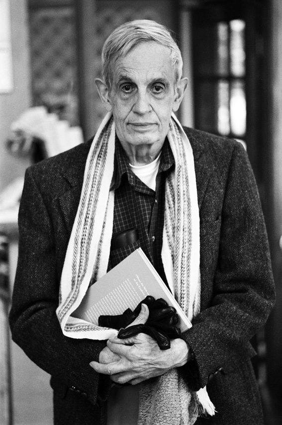 John Forbes Nash, Junior. Photo by Peter Badge, from Wikipedia, CC-BY-SA licensed