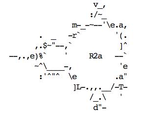 ASCII Mandelbrot