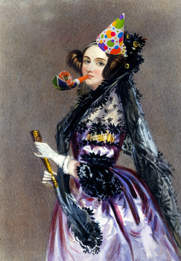 ada lovelace birthday