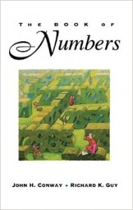 The Book of Numbers by John Conway and Richard Guy