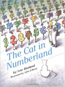 The Cat in Numberland by Iver Ekeland