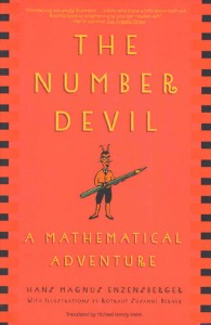 The Number Devil, by Hans Magnus Enzensberger