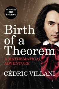 Birth of a Theorem by Cédric Villani