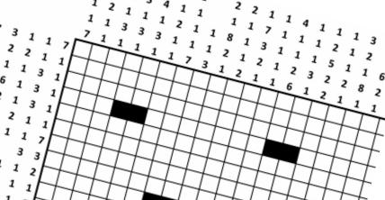 GCHQ nonogram puzzle