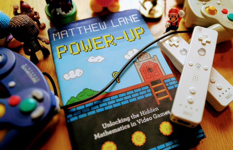 Power-Up: Unlocking the Hidden