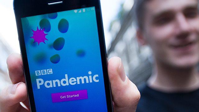 BBC Pandemic app
