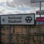 Footballs on road signs: an international overview