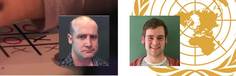 Matt Parker against Matthew Scroggs