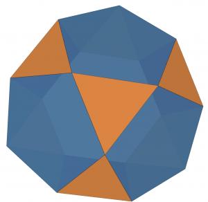 Triangular hebesphenorotunda