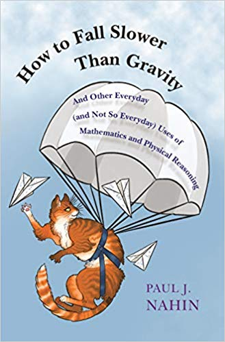 How To Fall Slower Than Gravity - book cover
