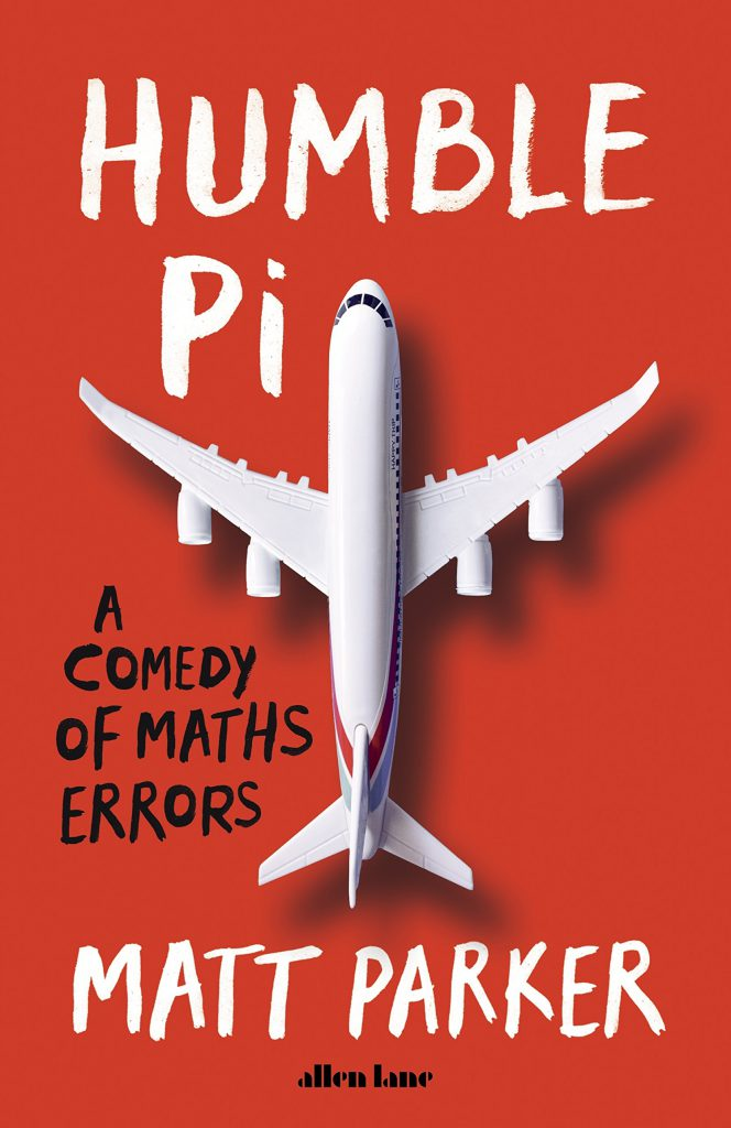 Humble Pi - book cover