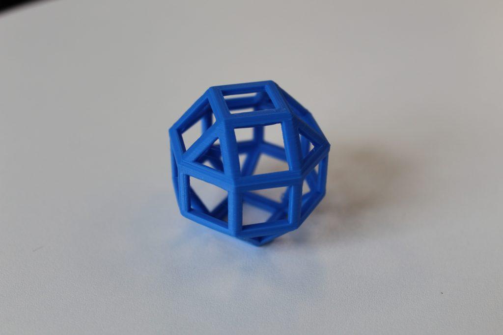 podcasts, Mathematical Objects, pseudorhombicuboctahedron