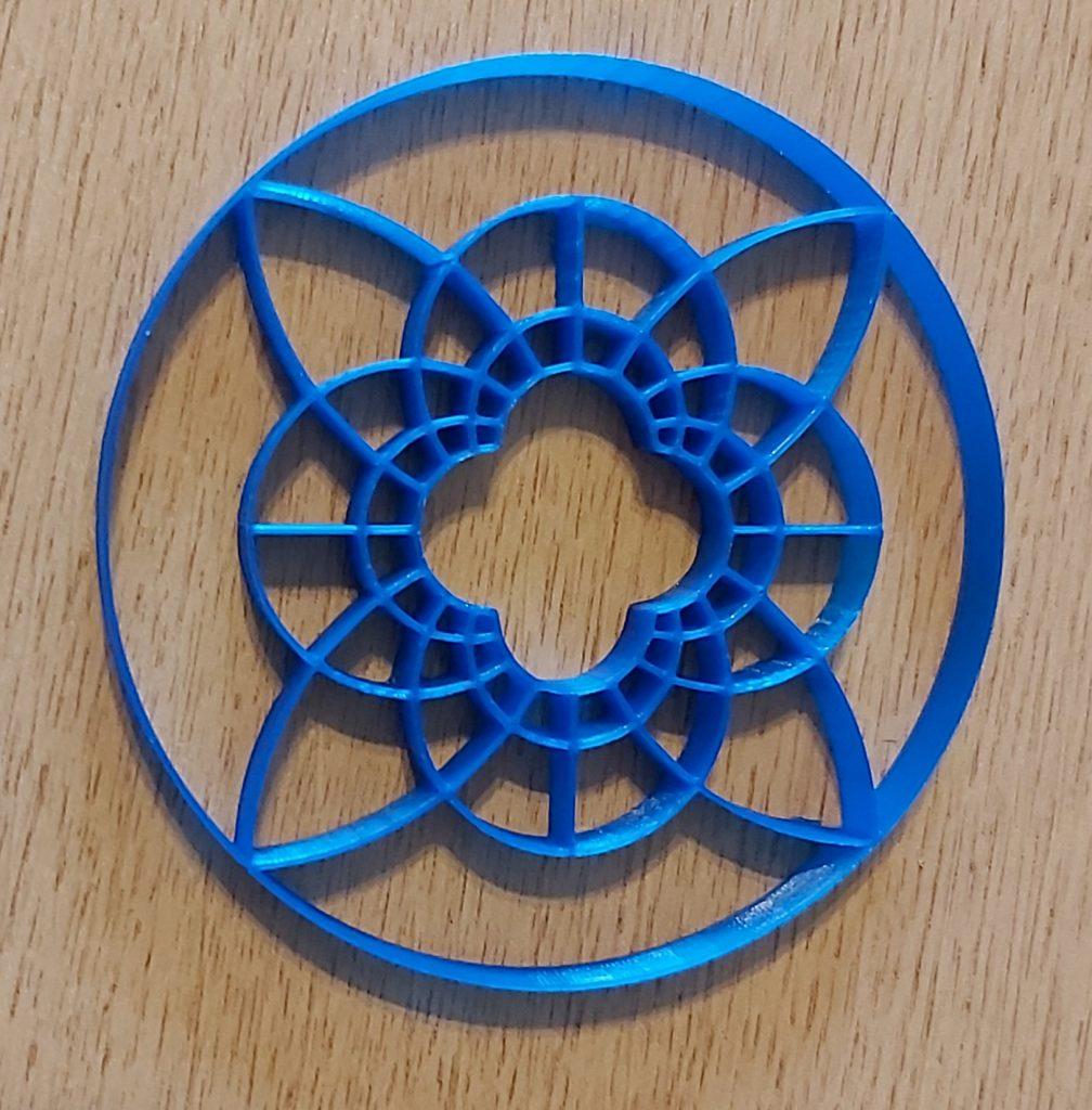 3D-printed cutter