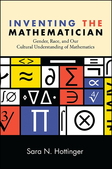 Inventing the Mathematician book cover