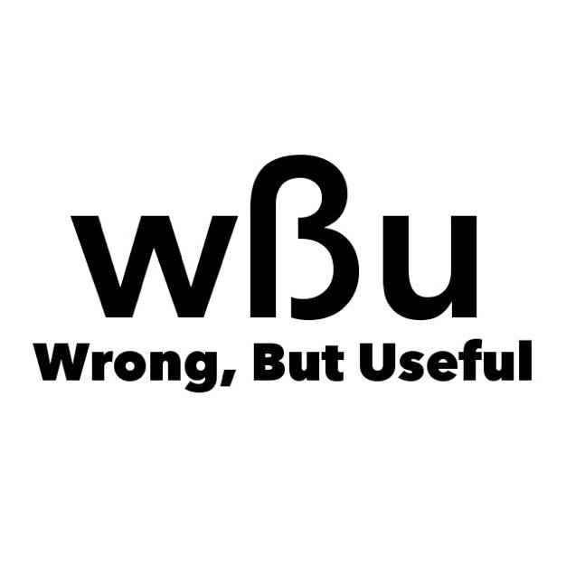 Wrong But Useful logo