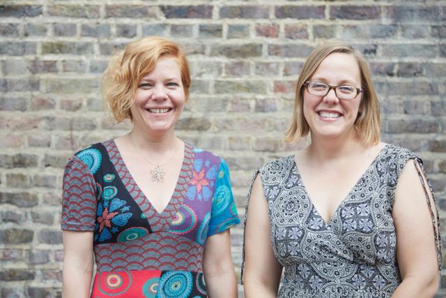 Photo of Marianne Freiberger & Rachel Thomas