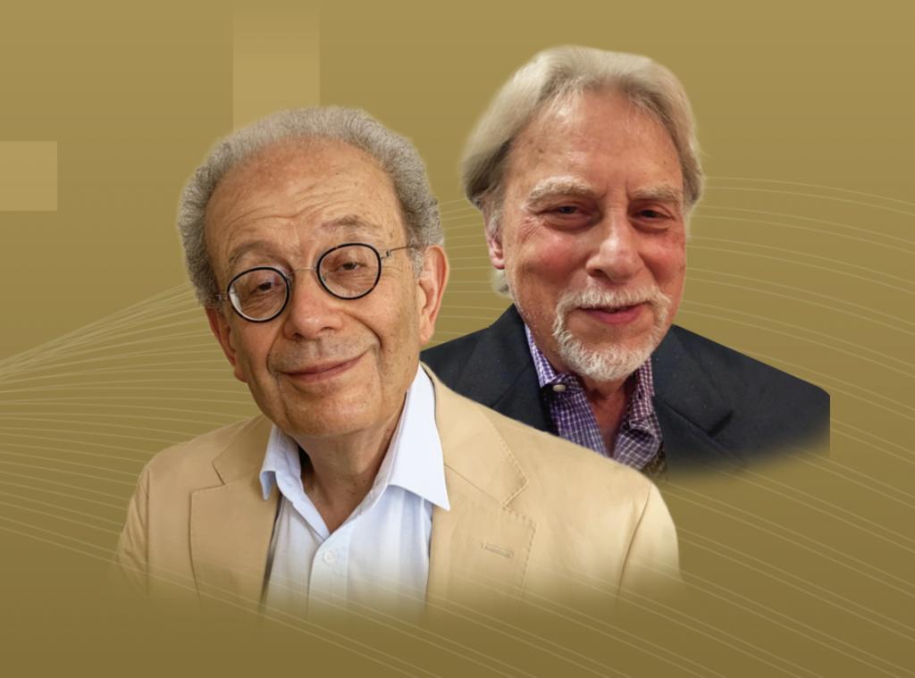 Jean-Michel Bismut and Jeff Cheeger